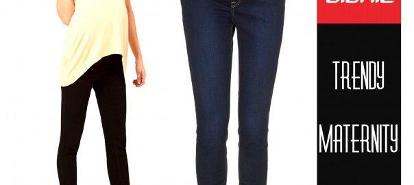 Have A #Stylish M#otherhood With #Trendy #Maternity #Jeans!  @alanic.com