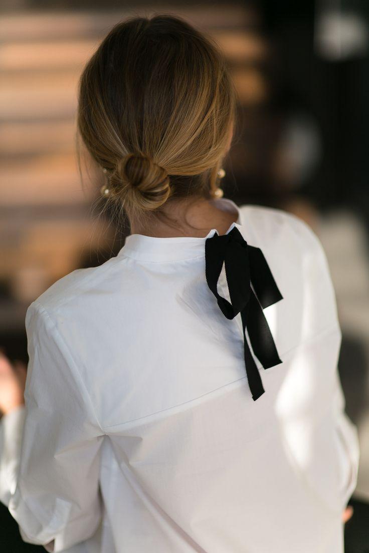 BOW SHIRT - FashionMugging