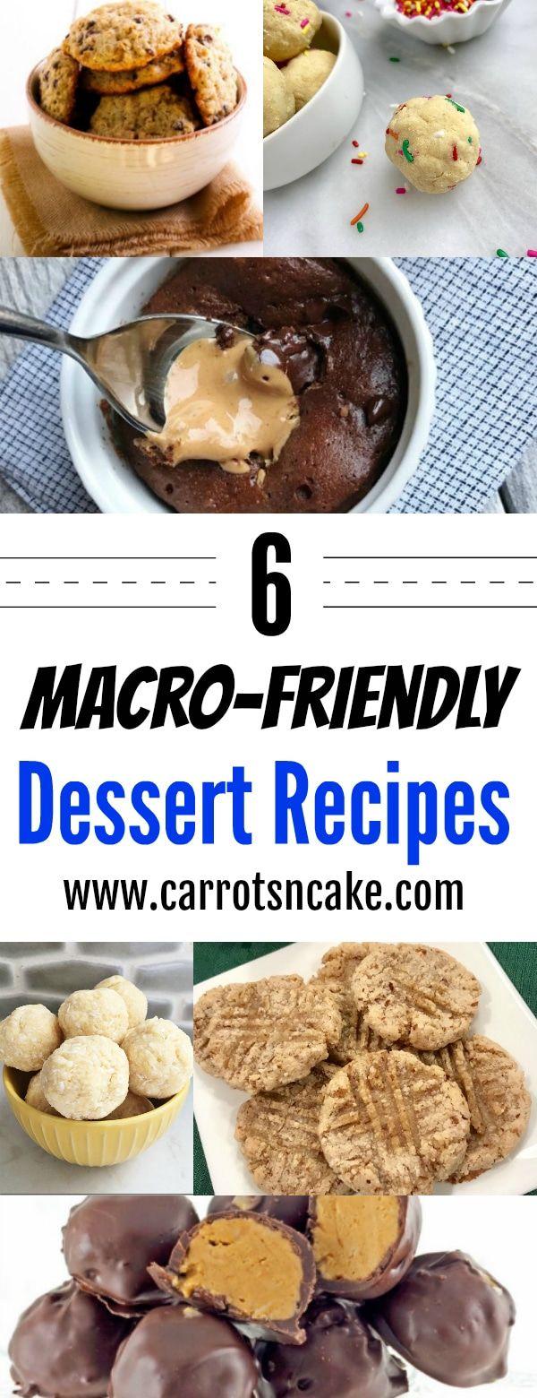 6 Macro-Friendly Desserts You'll Love