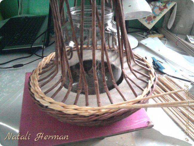 Мастер-класс Поделка изделие Плетение Гриб Трубочки бумажные фото 5