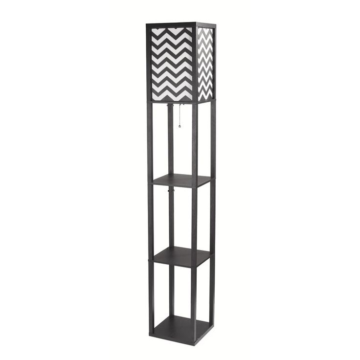 Shevy Floor Lamp with Shelves | Weekends Only Furniture and Mattress - 25+ Best Floor Lamp With Shelves Ideas On Pinterest Ikea Must