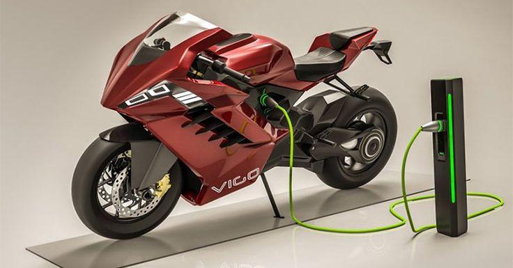 Vigo, una superbike 100% eléctrica con autonomía para 640 km