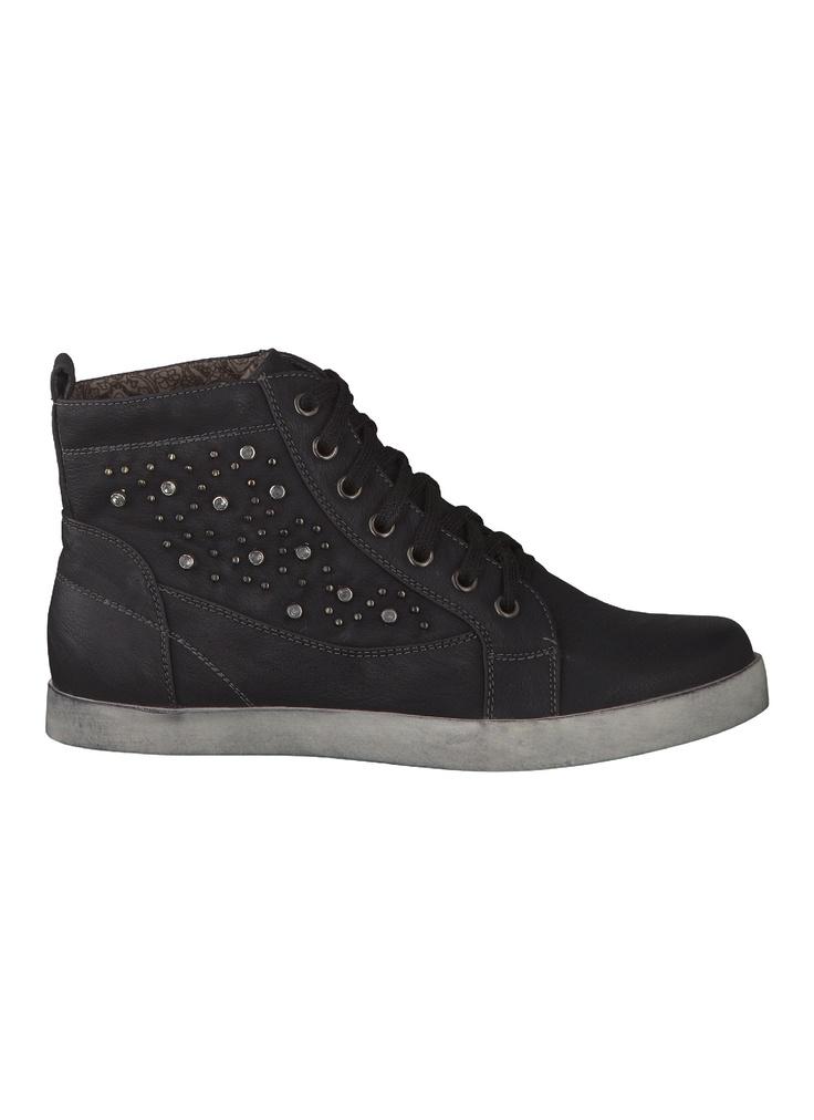 Reno - Young Spirit Women - Boot, Schwarz - Stiefel - Damen - Schuhe - Reno Online-Shop für Marken-Schuhe