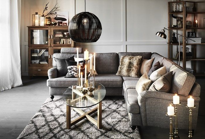 Hampton soffa från Mio.
