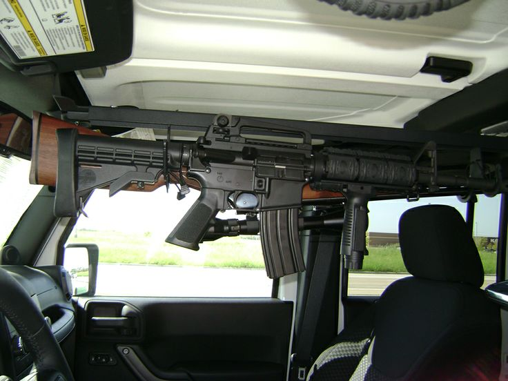 tactical jeeps | Another feature of The Perfect Rack is the ability to mount other ...