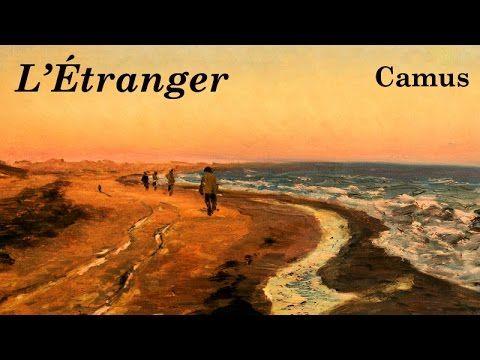 L'Étranger lu par Albert Camus - YouTube