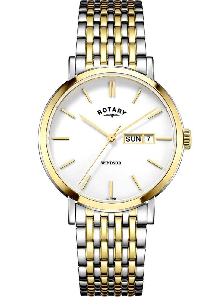 Rotary Mens Windsor Watch GB05301/01