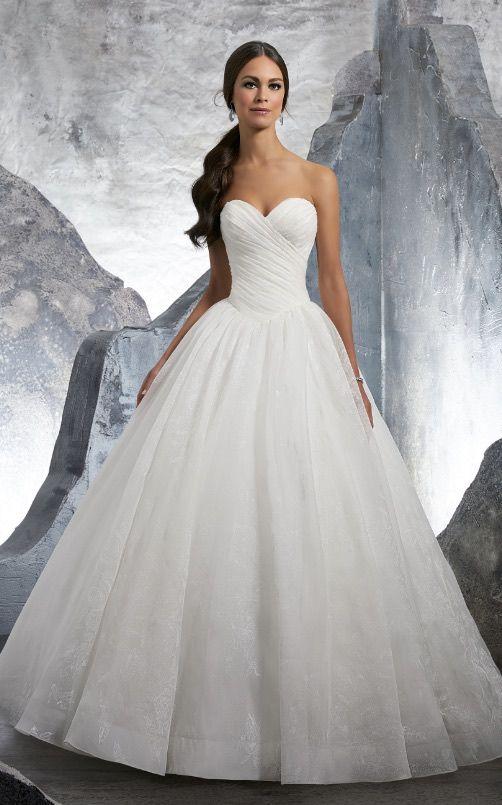 e66dd256def Wedding Dress Inspiration - Morilee by Madeline Gardner Blu Collection