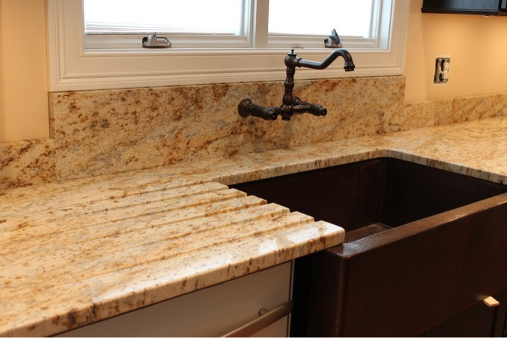 how to cut marble countertop for sink