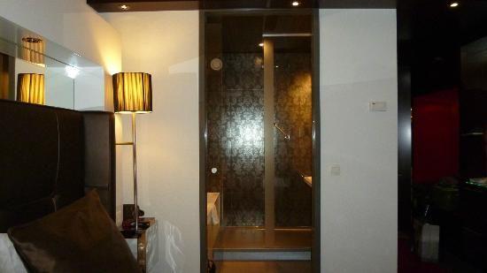 Room 609 Photo: Alice_Gu WestCord Fashion Hotel Amsterdam
