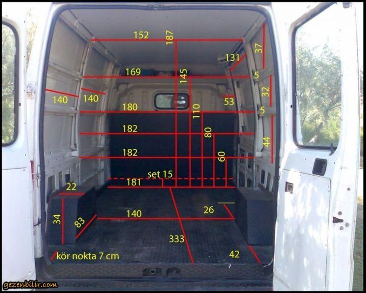 Campervan Conversions Ideas >> Kendi Karavanını Yapanlar; Peugeot Boxer 12m3 mabirsen | campervan | Pinterest | Peugeot and Boxers