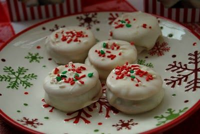 Yummy Ritz crackers...recipe for putting on the RITZ