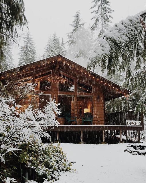 312 best Winter at the Cabin images on Pinterest Wood homes Log