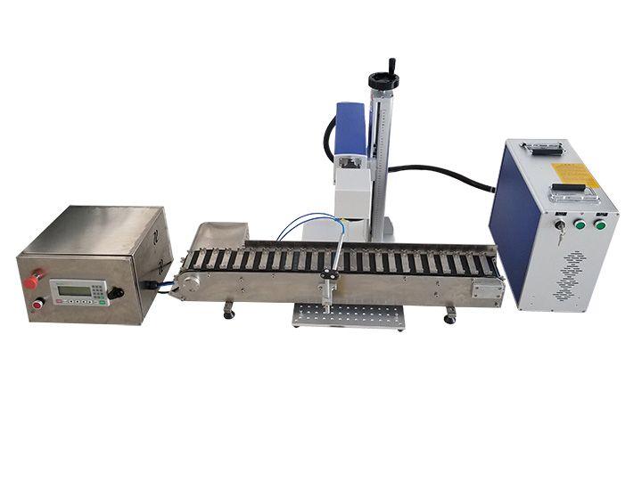 Pen Laser Engraving Marking Machine With Conveyor Belt Laser Marking Laser Engraving Laser Engraving Machine