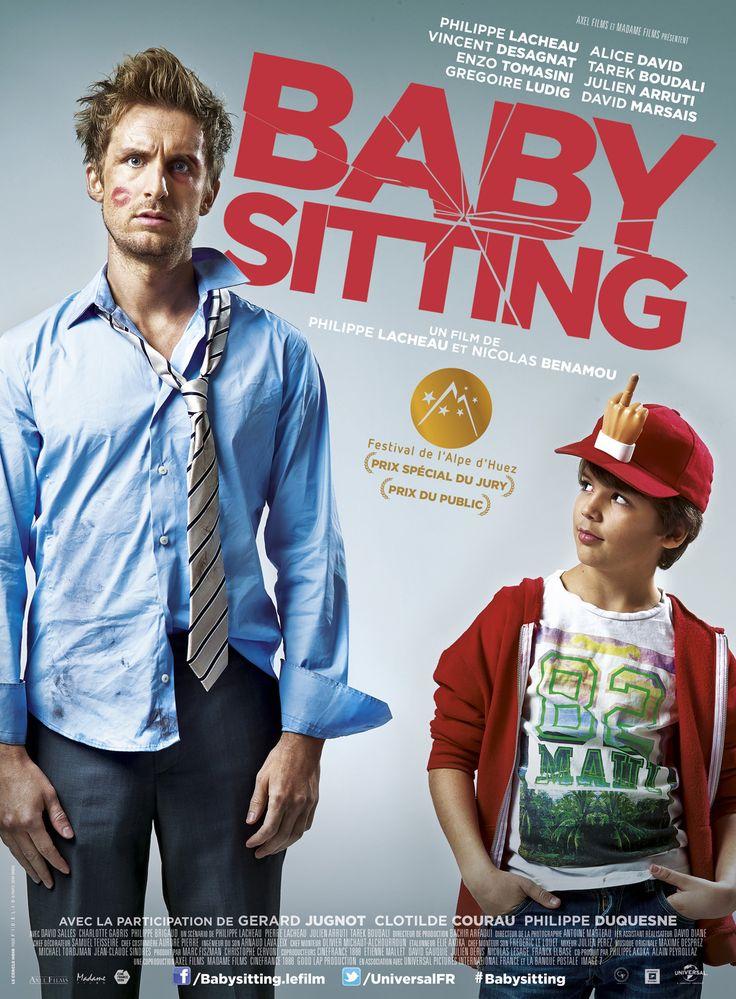 """Babysitting est un film de Philippe Lacheau avec Philippe Lacheau, Alice David. Synopsis : Faute de baby-sitter pour le week-end, Marc Schaudel confie son fils Remy à Franck, son employé, """"un type sérieux"""" selon lui. Sauf que Franck a 30"""