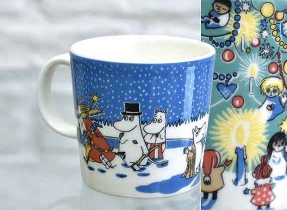 レア度120のクリスマスギフトで忘れられない特別な日に世界的に入手困難なアイテムARABIAアラビアクリスマス限定2004-2005年ムーミンマグフィンランドの名窯ARABIA(アラビア)社のムーミンマグは原作者トーべヤンソンが描いたムーミンの世界観を映し出したマグで世界中にコレクターが存在するほど人気がありますトーベスロッテエレバント(Tove Slotte Elevant)がオリジナル作画をベースとしてマグ用に調整しデザインしています優れたデザインだけでなくとても使いやすいのが特徴でハンドルリングが大きめなので握りやすくなっていますムーミンマグは数年に一度デザイン変更されるため廃盤となったデザインは年々入手が大変困難になり世界中で非常に人気が高くレアな作品として高額で取引されています特にこちらのマグカップは2004-2005年にクリスマス限定で販売されたムーミンマグで入手が難しい特別な逸品レア度120のクリスマス限定ムーミンマグなんて一生モノのクリスマスプレゼントになること間違い無しですね忘れられないクリスマスを是非この商品はプロフィールに記載のURLからご購入いただけます…