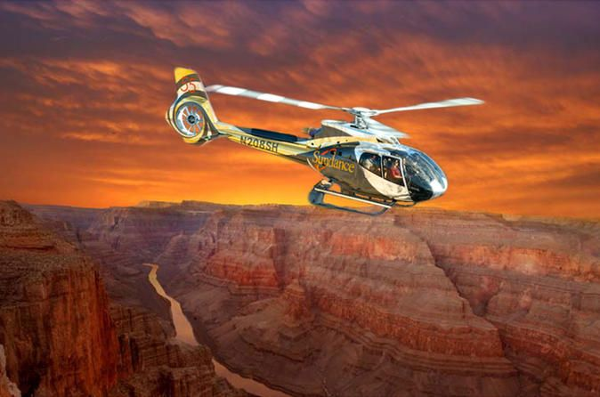 Grand Canyon West Rim Deluxe Sunset Helicopter Tour - Lonely Planet