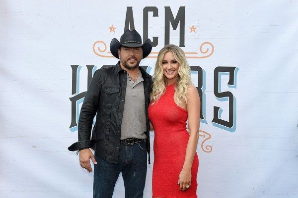 Jason Aldean's Wife Brittany Kerr Shares Sweet Video on Wedding Anniversary