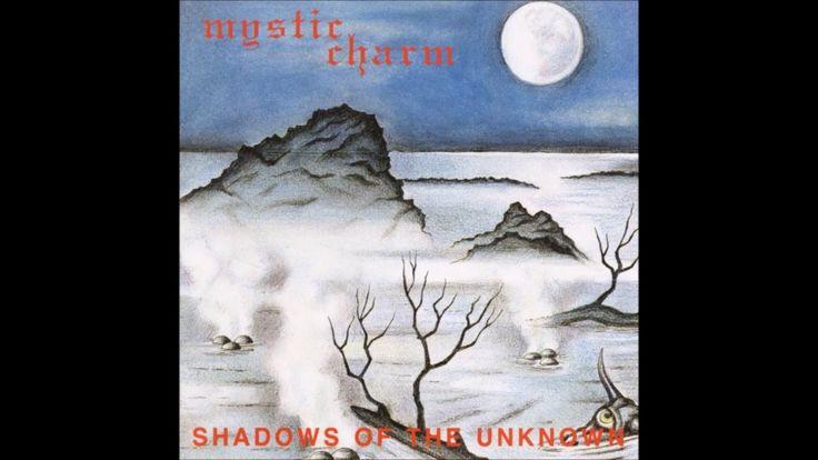 MYSTIC CHARM - Shadows of the Unknown ◾ (album 1994, Dutch doom/death metal)