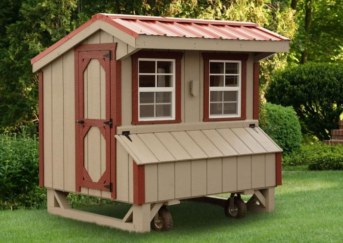 1000 images about fancy chicken coops on pinterest for Fancy chicken coops
