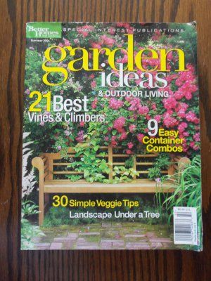 better homes and gardens garden ideas outdoor living summer 2004 back issue location44 - Better Homes And Gardens Past Issues