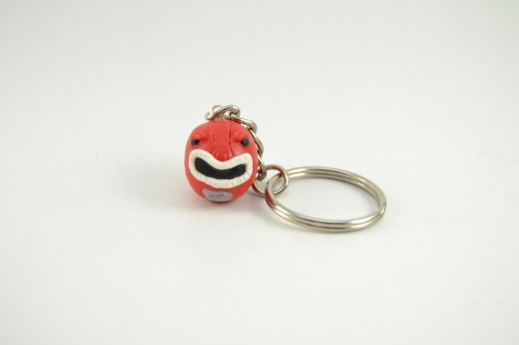 Power Ranger Keychain
