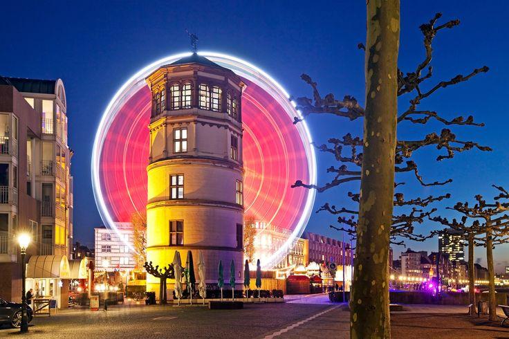Düsseldorf  - Ciudades que van a triunfar en 2017