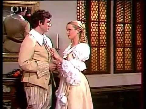 Zlatá panna (TV film) Pohádka / Československo, 1980, 67 min - YouTube