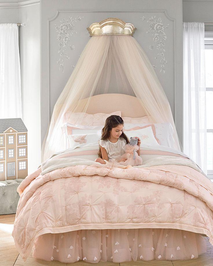 LE lit de princesse qui fait rêver !!!!