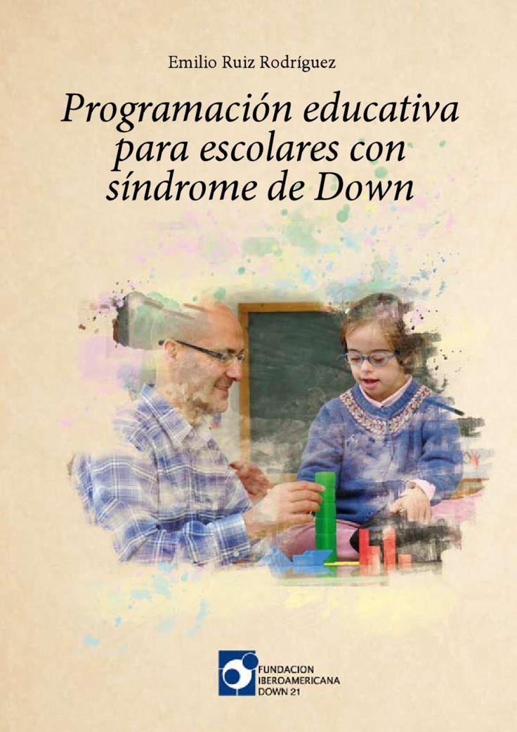 Programacion educativa para escolares con sindrome down proceso de enseñanza aprendizaje, estilo y caracterizticas del aprendizaje.