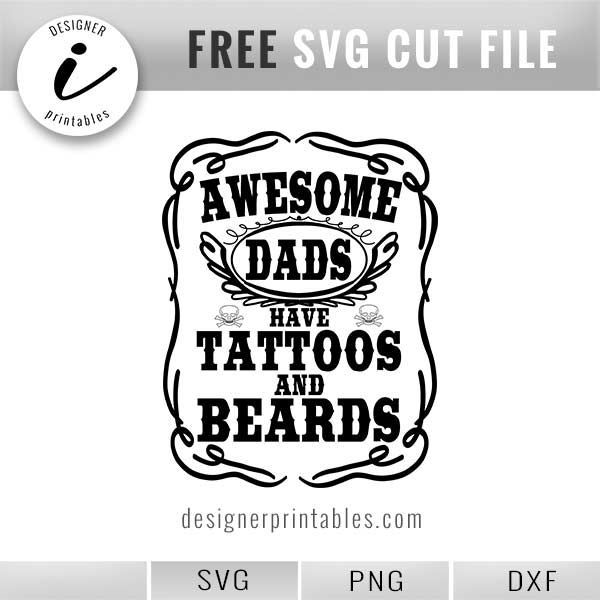 Free Project Inspiration Dad To Be Shirts Father S Day Printable Cricut Projects Vinyl SVG, PNG, EPS DXF File