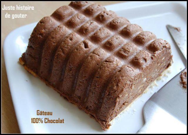 Juste histoire de goûter: Gâteau au Chocolat et Noisette ...