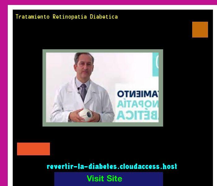 Tratamiento Retinopatia Diabetica 195843 - Aprenda como vencer la diabetes y recuperar su salud.