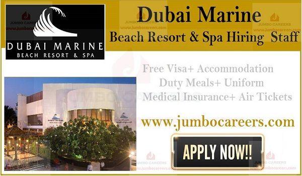 Latest 5 Star Luxury Resort Jobs in Dubai | Jumbocareers Latest Job
