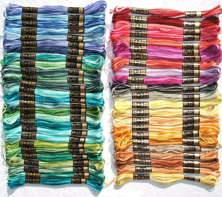 1000 Images About ThreadFloss On Pinterest  Yarns Silk