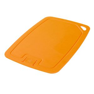 Flexible, non-slip and dishwasher-safe Antibacterial Cutting Mats are made from a naturally hygienic and BPA-free, plant-based material.* After washing, roll them up and microwave for 1 minute to kill 99.9% of bacteria.