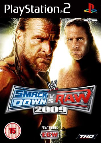 From 1.06:Wwe Smackdown Vs. Raw 2009 (ps2)   Shopods.com