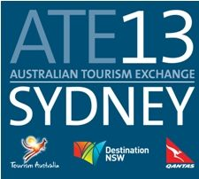 Australian Tourism Exchange (ATE) 2013. The largest international #travel #trade show of its kind in the southern hemisphere, #ATE2013, is in full swing.