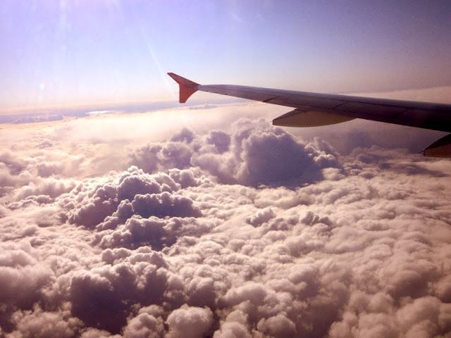 Somewhere over Berlin