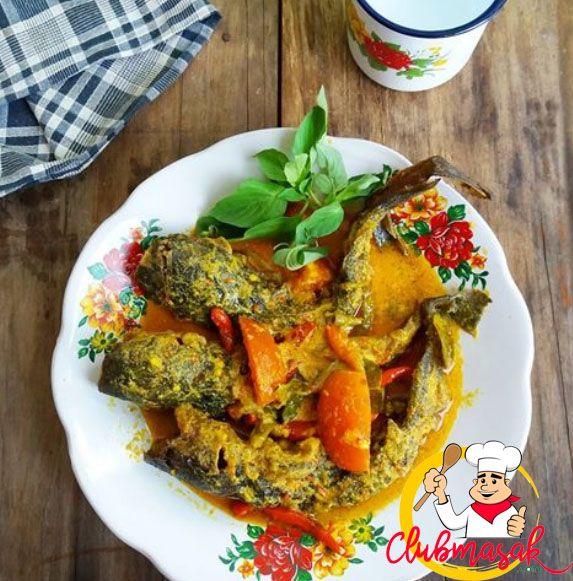 Resep Bumbu Mangut Lele Dan Cara Membuatnya Club Masak Masakan Indonesia Masakan Resep