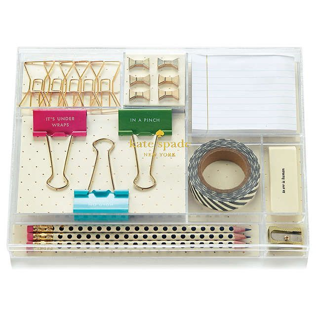 Buykate spade new york Tackle Box Online at johnlewis.com