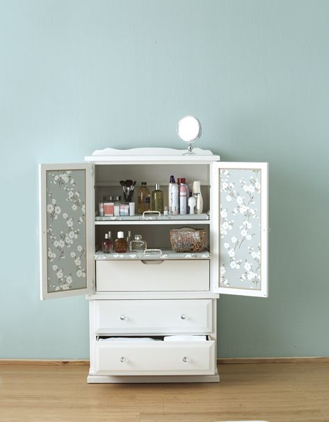 Transform an old cupboard