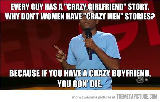 Crazy relationships...