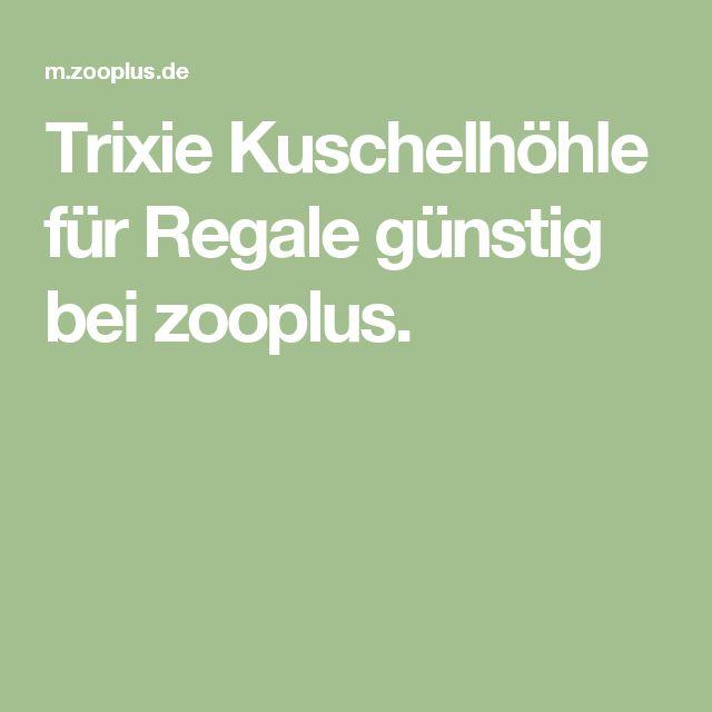 Trixie Kuschelhöhle für Regale günstig bei zooplus.