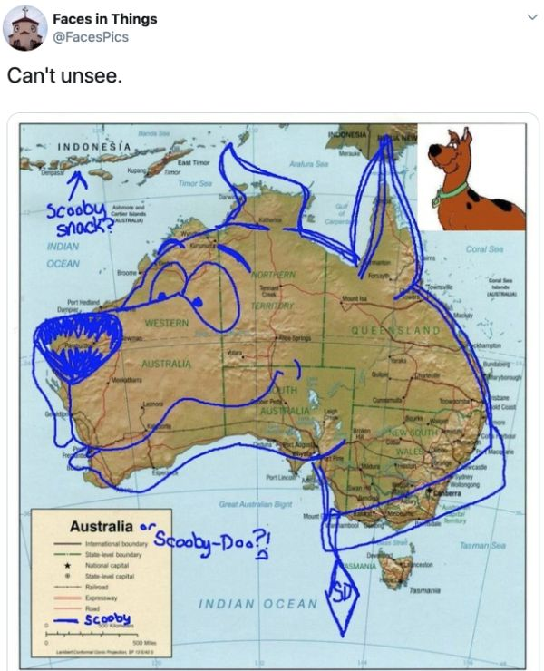 27 Things You Didn T Notice Before Funny Pictures Scooby Doo Memes Aussie Memes