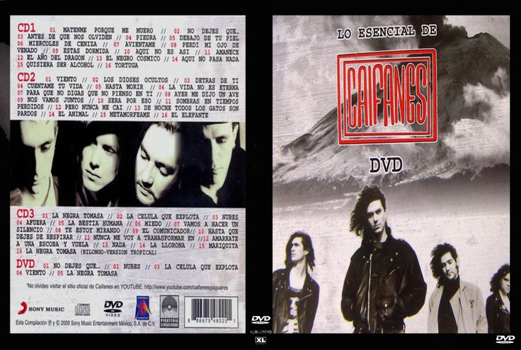Full DVD de Caifanes Lo Esencial en Videos