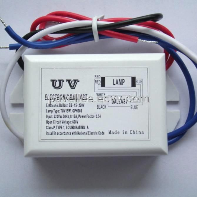 4 18w Uv Electronic Ballast Glt 14w China Uv Ballast Electronic Ballast Uv Lighting Glt Red Lamp Blue Lamp National Electric