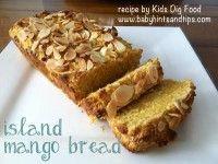 {RECIPE} Island Mango Bread