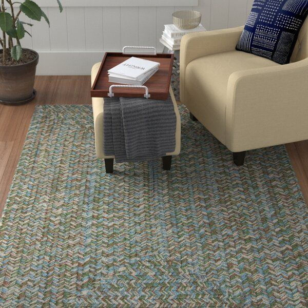 Tabb Seagrass Braided Indoor Outdoor Area Rug Reviews Birch Lane Braided Area Rugs Area Rugs Blue Area Rugs