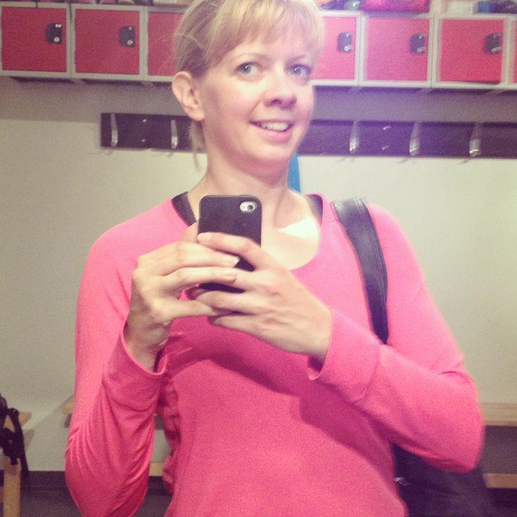 An English Mamma in Stockholm: running for fun training 10k race
